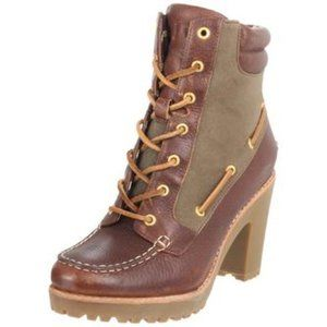 Sperry Top Sider Trinity Boots Sz 6.5